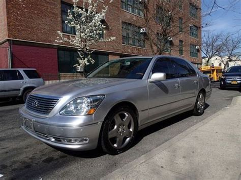 where to buy car manuals 2005 lexus ls auto manual find used 2005 lexus ls430 fully loaded mark levinson package in brooklyn new york united