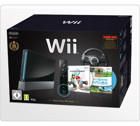 wii console mario kart introducing the limited edition mario kart wii pack