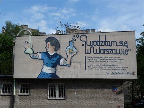 galeria zdjęć warszawa mural quot urodziłam się w warszawie