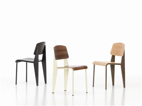 vitra standard dining chair