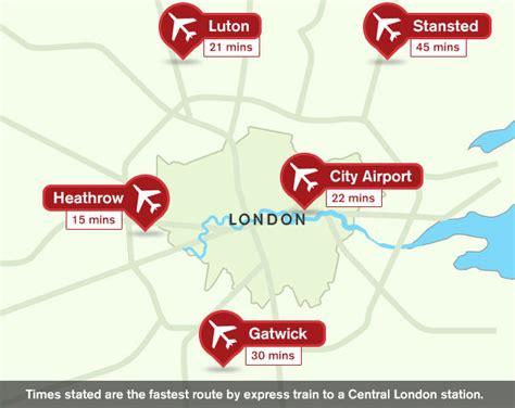 london gatwick airport location map london airports map traveller information visitlondon com