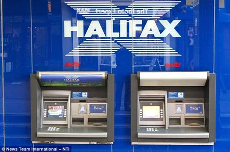 halifax bank halifax building society worker responsible for topping up