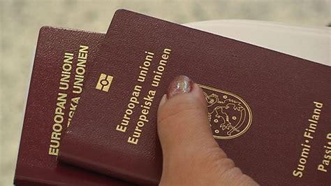 finnish swedish passport holders   worldwide