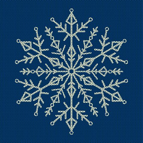 snowflake pattern illustrator how to create a snowflake decorated sweater pattern in