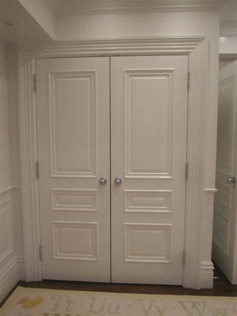 how to fix a closet door that does not properly