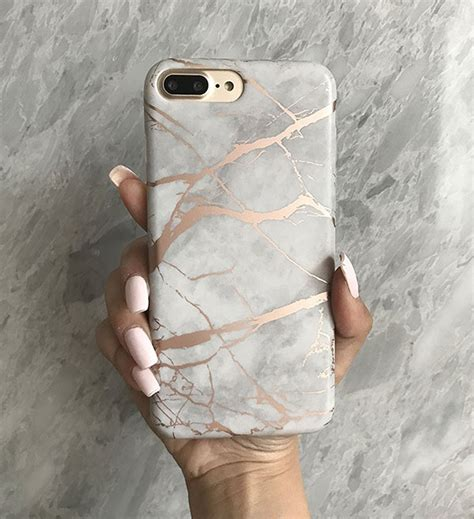 Iphone 8 Plus Marble Mint Blue Hardcase 25 best iphone 7 8 plus marble back covers 2018