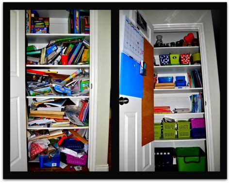 School Closet by School Is Now In Session