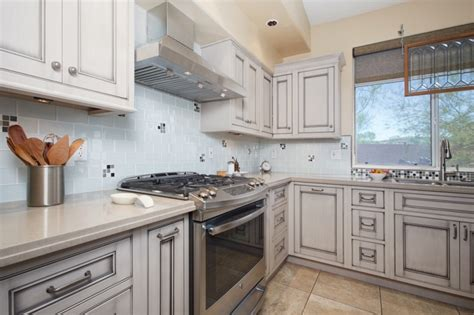 Elmwood Kitchen Cabinets by Design Build Kitchen Remodel Phoenix Pictures Before After