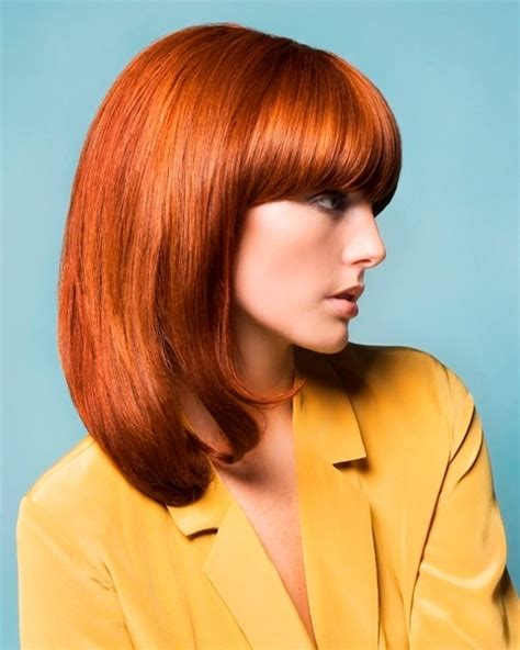 awesome hairstyles for fall cool medium hairstyles for fall