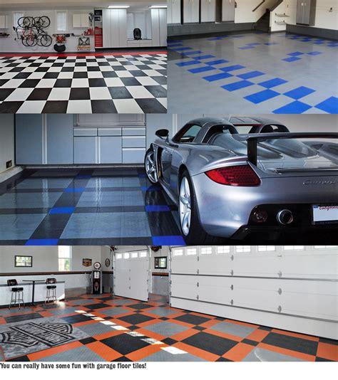 Dirt Garage Floor Cover by Garage Flooring Finishes Dominator