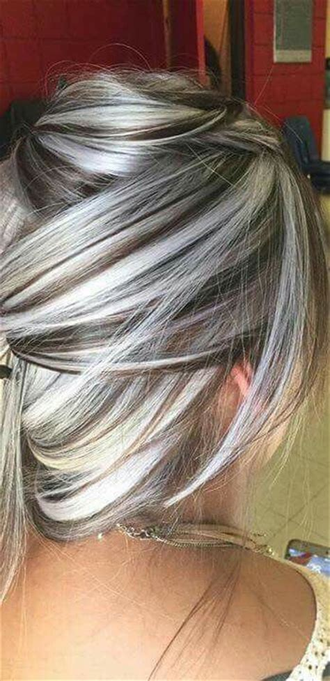 black and silver low lights best 20 platinum blonde highlights ideas on pinterest