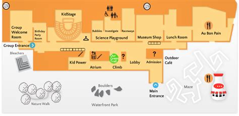 Global House Plans by Floor Plan Boston Children S Museum
