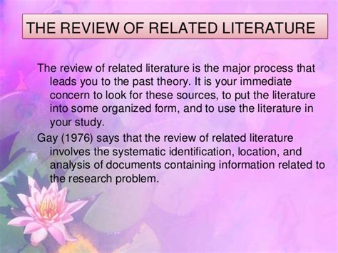 Skopos Theory Literature Review by Theory And The Review Of Related Literature