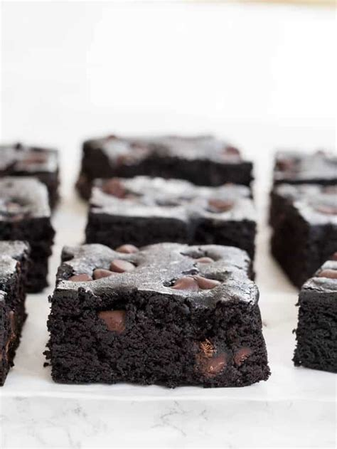 Brownies Special Topping gluten free chocolate recipes made with quot normal quot ingredients