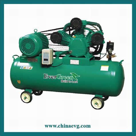 china belt driven air compressor ev3090d china air compressor compressor