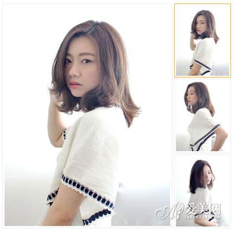 P N Fashion Koko 0808 中分长刘海蓬松卷发 中长发 卷发 日系发型 新浪时尚 新浪网