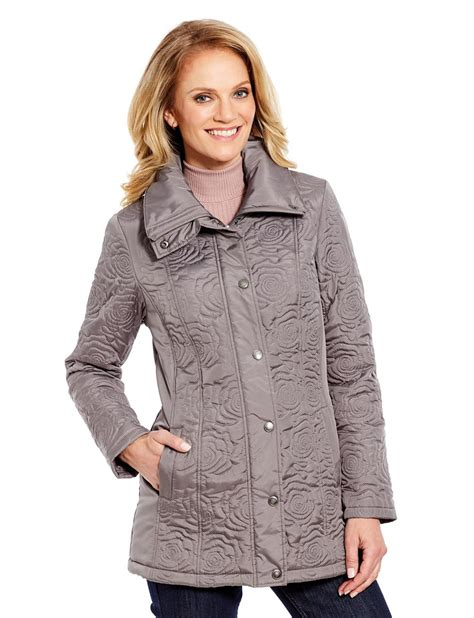 embroidered padded jacket embroidered padded jacket chums