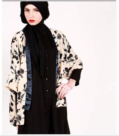 desain gamis jaman sekarang foto busana atasan desain baju muslim wanita modern jaman