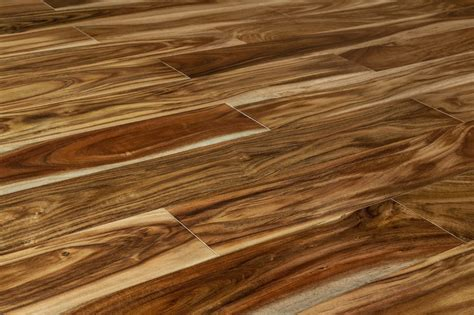 mazama hardwood exotic acacia homewell collection blonde acacia standard 3 5 8 quot