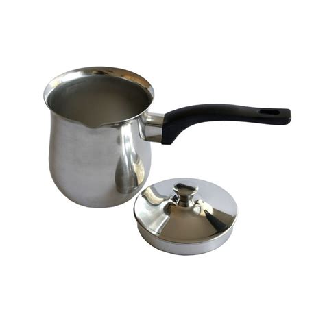 Global Kitchen Knives by Turkish Style Coffee Warmer Coffee Pot Milk Warmer