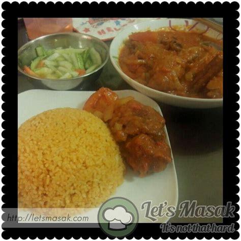 buat nasi kuning tanpa santan ayam masak merah tanpa santan resepi kung melayu