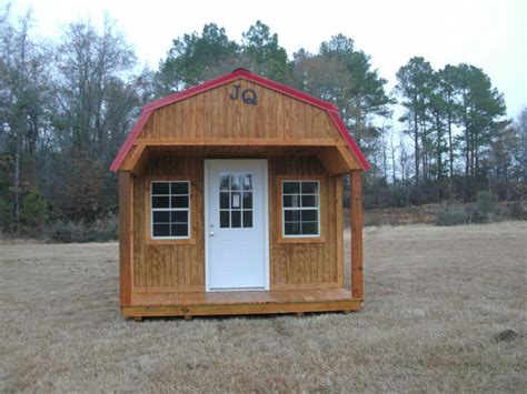 Shed With Loft And Porch by Loft Barn With Porch