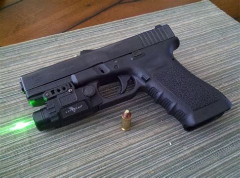 glock 17 laser light glock 17 viridian green laser search laser guns