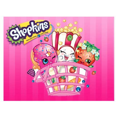 Shopkins Cake Topper Shoppin characters shopkins cake topper