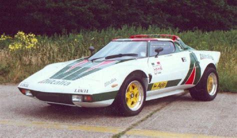1974 Lancia Stratos 1974 Lancia Stratos Sport Car Technical Specifications