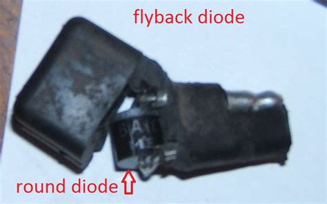 flyback diode fuse lx279