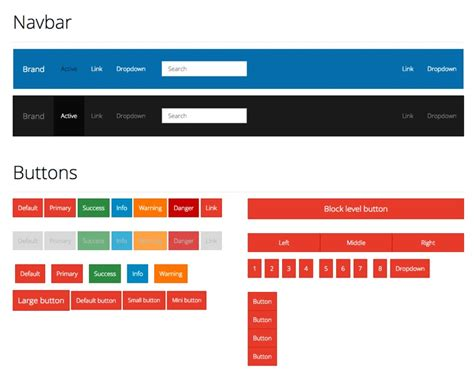 bootstrap templates for library working with bootstrap joomla template documentation