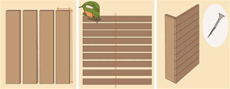 Fabriquer Une Commode En Bois by Comment Fabriquer Une Commode En Palette
