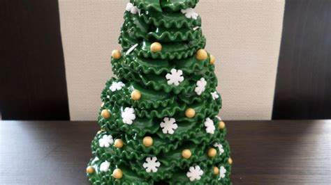 macaroni christmas tree make a lovely pasta tree diy home guidecentral