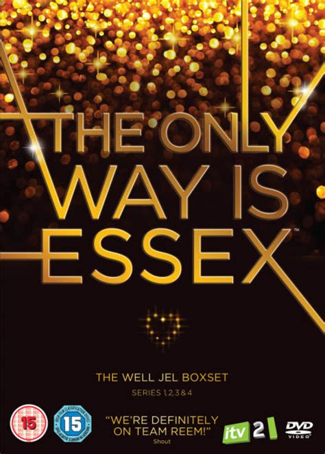 the only way is essex series 1 4 dvd zavvi
