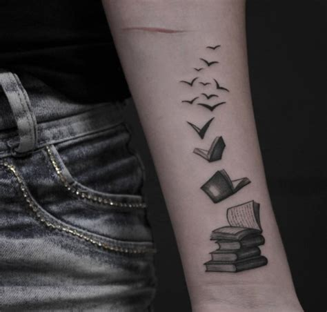 tattoo designs book 40 amazing book tattoos for literary book