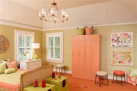 pink green girls bedroom pink and green room design ideas