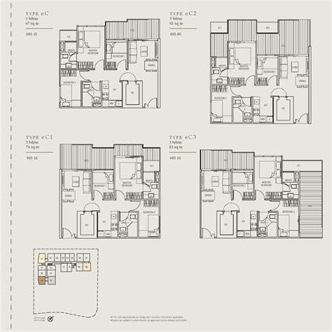 midtown residences floor plan 3 bedroom the midtown and midtown residences