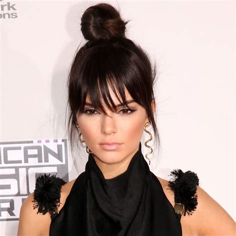older actresses with hair in bun top knot ninja bun step by step instructions for your