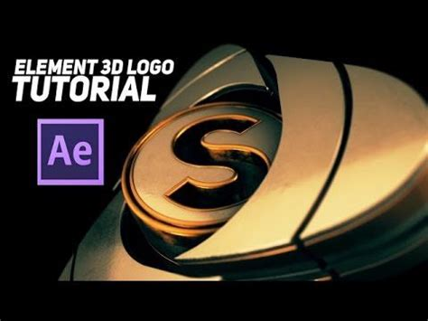 tutorial after effect element 3d 1000 images about after effects cc on pinterest sean o