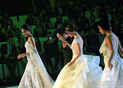 by francis libiran wedding gown 4 best modern wedding gown designs by pinoys showcased at