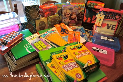 Meijer Decorations by Easy Way To Give Back School Supplies Meijer Ad