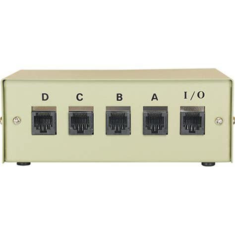 Rj 45 Kw By Mediatama comprehensive cswm rj45 1x4 rj 45 4 way switch cswm rj45
