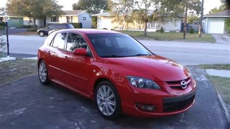 mazda speed 3 turbo 2007 mazdaspeed 3 grand touring 2 3l turbo 6 speed