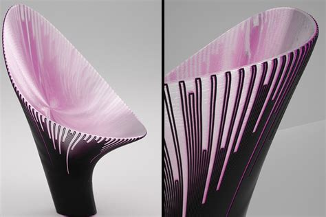 3d printed chair zaha nagami 3d printed chairs by zaha hadid architects 187 retail