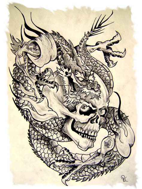 tattoo black and grey dragon tattoo black and grey dragon