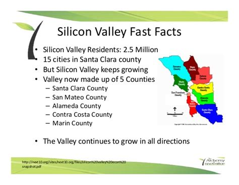 valley fact a silicon valley history and innovation