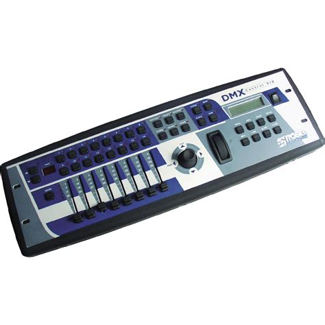 robe dmx 512 dmx lighting controller musician s