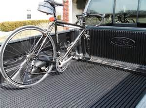 need some input for a bike rack for a truck