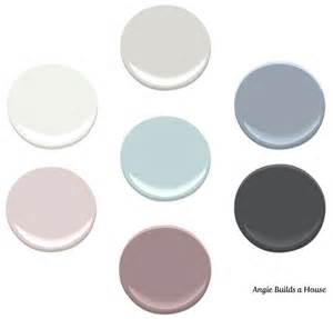 paint colors the interior color palette angie builds a house