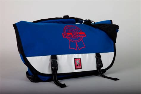 Ask Styledash A Messenger Bag For My by Chrome And Pbr Link Up For Limited Edition Citizen Pbr